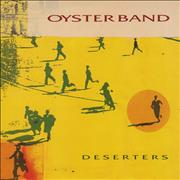 Click here for more info about 'The Oyster Band - Deserters'