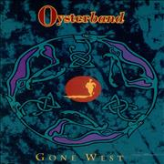 The Oyster Band Gone West UK CD single