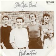"The Oyster Band Hal-an-Tow UK 7"" vinyl"