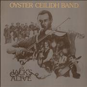Click here for more info about 'The Oyster Band - Jack's Alive + Insert'