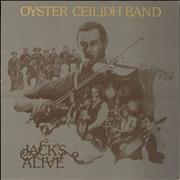 Click here for more info about 'The Oyster Band - Jack's Alive'