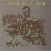 The Oyster Band Jack's Alive UK vinyl LP