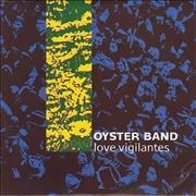 Click here for more info about 'The Oyster Band - Love Vigilantes - Pink Vinyl + Poster Sleeve'