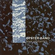 Click here for more info about 'The Oyster Band - Love Vigilantes'