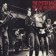 "The Oyster Band The Lost And Found UK 12"" vinyl"