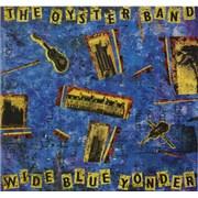 The Oyster Band Wide Blue Yonder UK vinyl LP