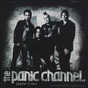 Click here for more info about 'The Panic Channel - Why Cry'