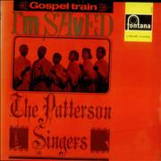 Click here for more info about 'The Patterson Singers - I'm Saved'