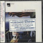 The Pearlfishers The Young Picnickers Japan CD album Promo