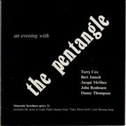 Click here for more info about 'The Pentangle - An Evening with Pentangle'