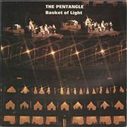 Click here for more info about 'The Pentangle - Basket Of Light - 2nd - EX'
