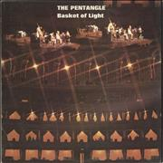 Click here for more info about 'The Pentangle - Basket Of Light - 2nd'