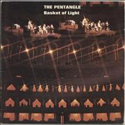 Click here for more info about 'The Pentangle - Basket Of Light - 3rd - EX'