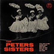 Click here for more info about 'The Peters Sisters - The Peters Sisters'