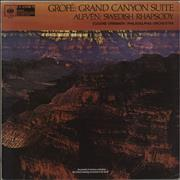 Click here for more info about 'The Philadelphia Orchestra - Grofé: Grand Canyon Suite / Alfvén: Swedish Rhapsody'