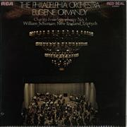 Click here for more info about 'The Philadelphia Orchestra - Ives: Symphony No. 3 / Schuman: New England Triptych'