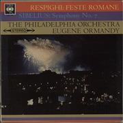 Click here for more info about 'Respighi : Feste Romane / Sibelius : Symphony No. 7'