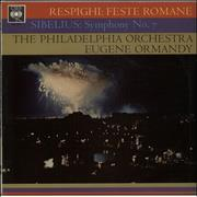 Click here for more info about 'The Philadelphia Orchestra - Respighi: Feste Romane/ Sibelius: Symphony No. 7'