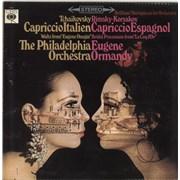 Click here for more info about 'The Philadelphia Orchestra - Tchaikovsky: Capriccio Italien / Rimsky-Korsakov: Capriccio Espagnol'