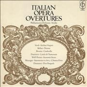Click here for more info about 'The Philharmonia Orchestra - Italian Opera Overtures'