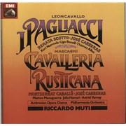 Click here for more info about 'The Philharmonia Orchestra - Leoncavallo: I Pagliacci / Mascagni: Cavalleria Rusticana'