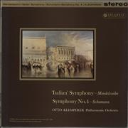 Click here for more info about 'The Philharmonia Orchestra - Mendelssohn: 'Italian' Symphony / Schumann: Symphony No.4'