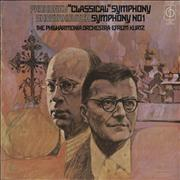 Click here for more info about 'The Philharmonia Orchestra - Prokofiev: 'Classical' Symphony / Shostakovitch: Symphony No. 1'