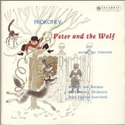 Click here for more info about 'The Philharmonia Orchestra - Prokofiev: Peter And The Wolf / Haydn: Toy Symphony'