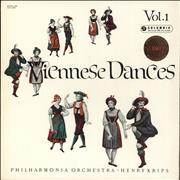 Click here for more info about 'The Philharmonia Orchestra - Viennese Dances Volume 1 - 1st'