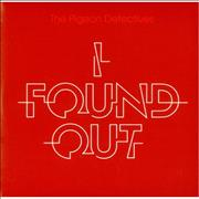 Click here for more info about 'The Pigeon Detectives - I Found Out'