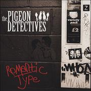 Click here for more info about 'The Pigeon Detectives - Romantic Type - Red Vinyl'