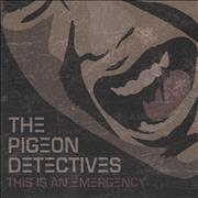 Click here for more info about 'The Pigeon Detectives - This Is An Emergency'