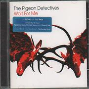 Click here for more info about 'The Pigeon Detectives - Wait For Me'