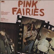 Click here for more info about 'The Pink Fairies - Pink Fairies - 1st'
