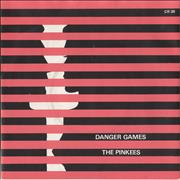 Click here for more info about 'The Pinkees - Danger Games - P/S'