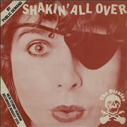Click here for more info about 'The Pirates - Shakin' All Over'