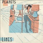 Click here for more info about 'The Planets (Steve Lindsey) - Lines - P/S'