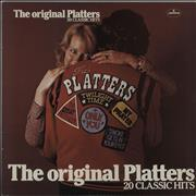 Click here for more info about 'The Platters - 20 Classic Hits'