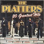 Click here for more info about 'The Platters - 20 Greatest Hits'