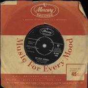 Click here for more info about 'The Platters - My Blue Heaven'