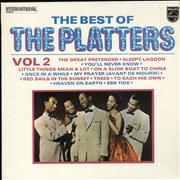 Click here for more info about 'The Platters - The Best Of The Platters Volume 2'