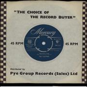 Click here for more info about 'The Platters - Twilight Time - 1st'