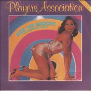 Click here for more info about 'The Players Association - Ride The Groove - A Label'