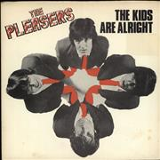 Click here for more info about 'The Pleasers - The Kids Are Alright'