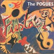 Click here for more info about 'The Pogues - Fiesta'