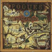 Click here for more info about 'The Pogues - Hell's Ditch - EX'