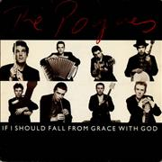Click here for more info about 'The Pogues - If I Should Fall From Grace With God - White Vinyl'
