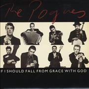 Click here for more info about 'The Pogues - If I Should Fall From Grace With God - Red Vinyl'