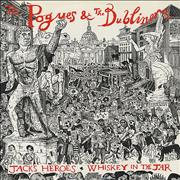 Click here for more info about 'The Pogues - Jack's Heroes / Whiskey In The Jar'