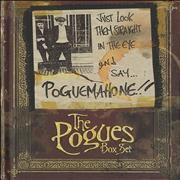 Click here for more info about 'The Pogues - Just Look Them Straight In The Eye And Say Pogue Mahone'